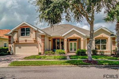 Palm Coast Single Family Home For Sale: 10 Osprey Cir