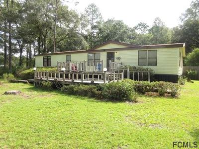 Bunnell Single Family Home For Sale: 2707 Water Oak
