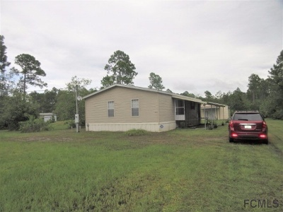Bunnell Single Family Home For Sale: 2859 Avocado Blvd