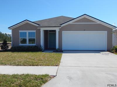 Bunnell Single Family Home For Sale: 117 Golf View Court