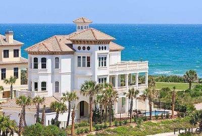 Palm Coast Single Family Home For Sale: 34 Hammock Beach Cir