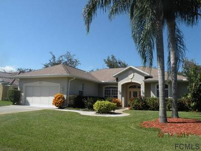 Palm Harbor Single Family Home For Sale: 106 Forest Hill Drive