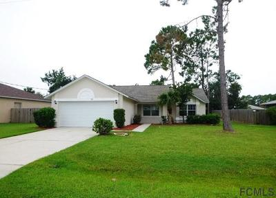 Indian Trails Single Family Home For Sale: 28 Barring Pl