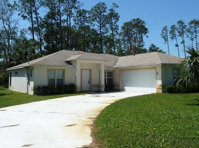 Palm Coast Single Family Home For Sale: 3 Willoughby Pl