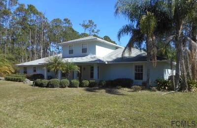 Matanzas Woods Single Family Home For Sale: 6 Lake Placid Ln