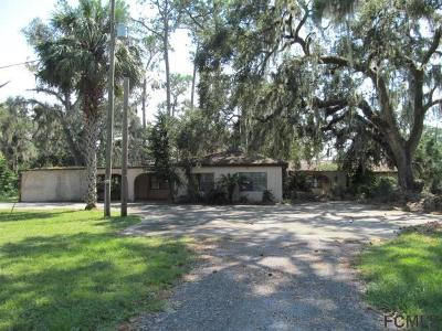 East Palatka FL Single Family Home For Sale: $300,000