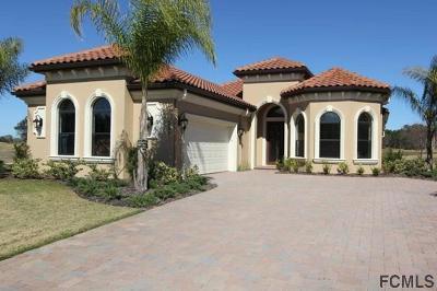 Palm Coast FL Single Family Home For Sale: $391,900