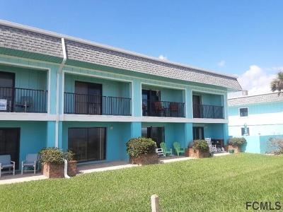 Flagler Beach Condo/Townhouse For Sale: 1772 Central Ave N #1772