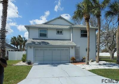 Palm Coast Single Family Home For Sale: 2 Avalon Ln