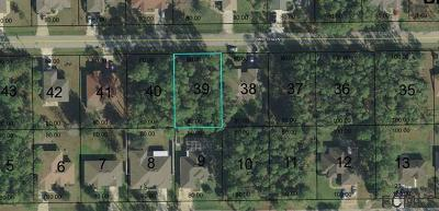 Pine Grove Residential Lots & Land For Sale: 18 Poinsettia Ln