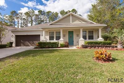 Palm Coast Single Family Home For Sale: 42 Rollins Lane