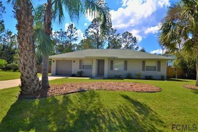 Pine Lakes Single Family Home For Sale: 22 White Dove Ln