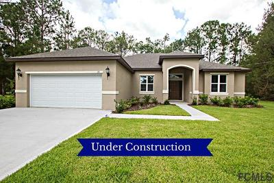 Seminole Woods Single Family Home For Sale: 15 Sentinel Trail