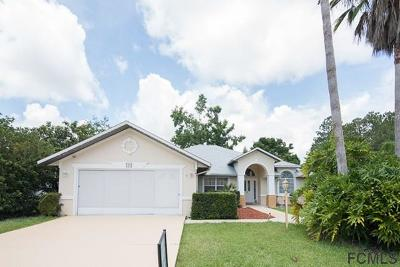 Palm Coast Single Family Home For Sale: 19 Woodlyn Lane