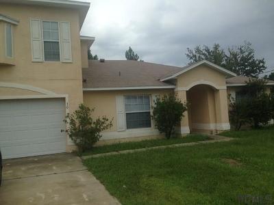 Palm Coast Single Family Home For Sale: 30 Lansdowne Lane