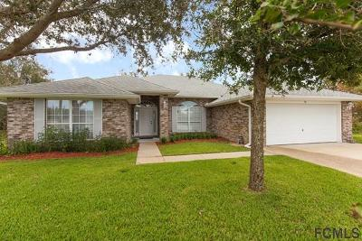Palm Harbor Single Family Home For Sale: 58 Forest Grove Drive