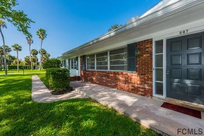Ormond Beach Single Family Home For Sale: 687 John Anderson Dr