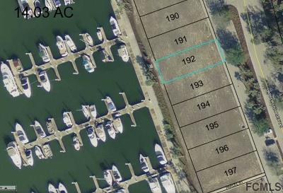 Harbor Village Marina/Yacht Harbor Residential Lots & Land For Sale: 114 Harbor Village Pt S