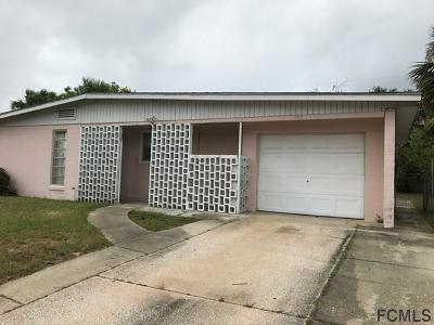 Daytona Beach Single Family Home For Sale: 1014 Essex Rd