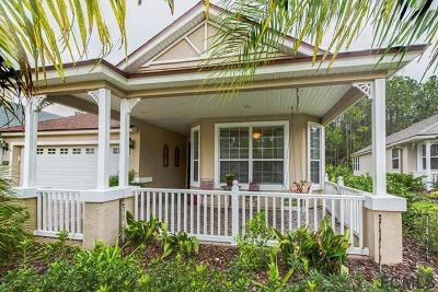 St Augustine Single Family Home For Sale: 1516 Valhalla Way