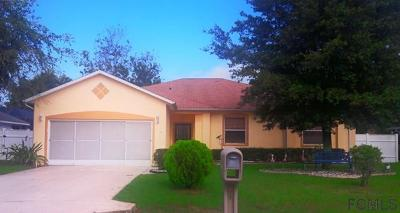 Palm Harbor Single Family Home For Sale: 101 Freemont Turn