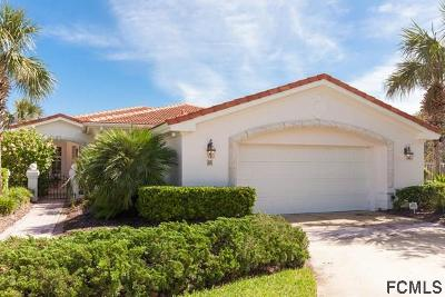 Hammock Dunes Single Family Home For Sale: 26 La Costa Place
