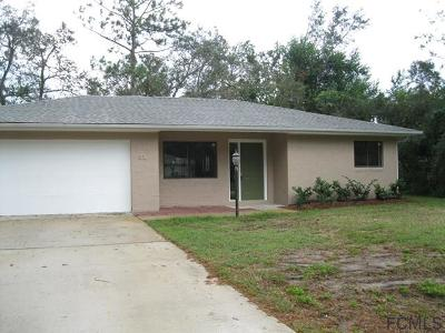 Palm Harbor Single Family Home For Sale: 91 Foster Lane