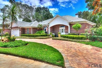Ormond Beach Single Family Home For Sale: 3711 Longford Circle