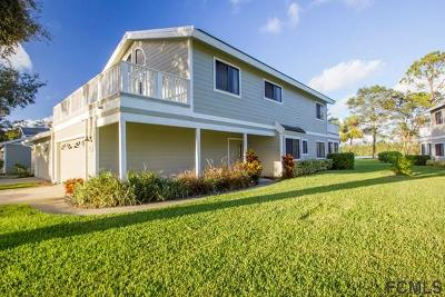 Ormond Beach Condo/Townhouse For Sale: 6 Landings Lane #6