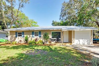 St Augustine Single Family Home For Sale: 512 B St