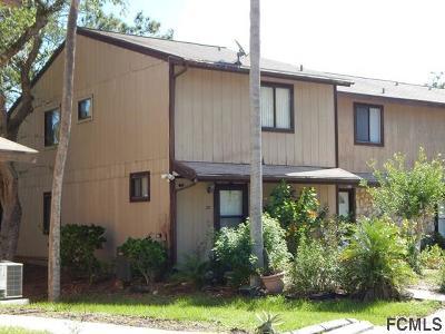 Flagler Beach Condo/Townhouse For Sale: 29 Village Dr #29