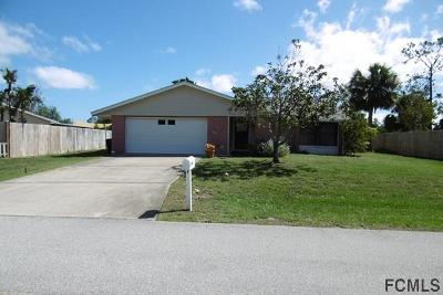 Palm Coast Single Family Home For Sale: 4 Farragut Drive