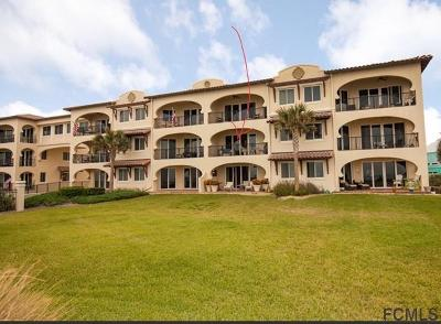 Flagler Beach Condo/Townhouse For Sale: 2450 Ocean Shore Blvd #218
