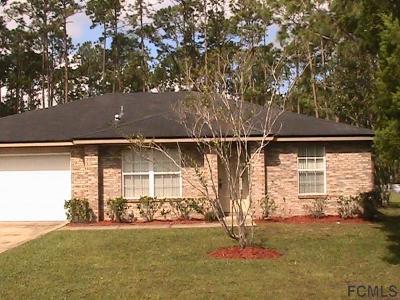 Palm Coast Single Family Home For Sale: 17 Post Tree Ln