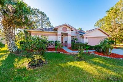 Palm Coast Single Family Home For Sale: 2 Prince Walter Ln