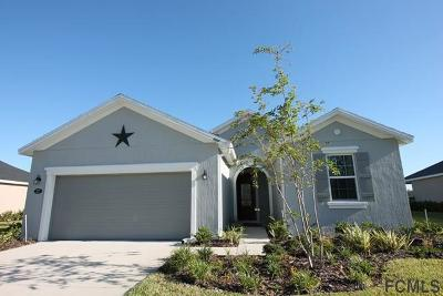 Palm Coast Single Family Home For Sale: 127 Spoonbill Drive
