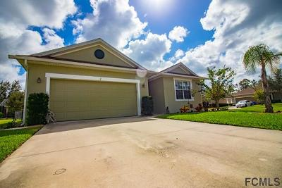 Ormond Beach Single Family Home For Sale: 2 Cantilever Ct