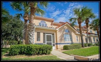 Palm Coast Condo/Townhouse For Sale: 34 Captains Walk #34