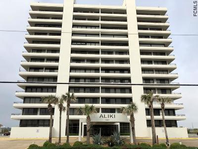 Flagler Beach Condo/Townhouse For Sale: 1601 N Central Ave #101