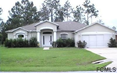 Palm Coast Single Family Home For Sale: 90 Whippoorwill Drive