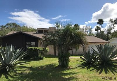 Palm Coast Single Family Home For Sale: 35 Blakemore Drive