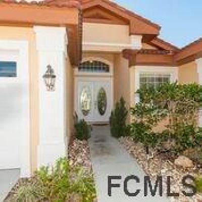 Palm Coast FL Single Family Home For Sale: $317,000