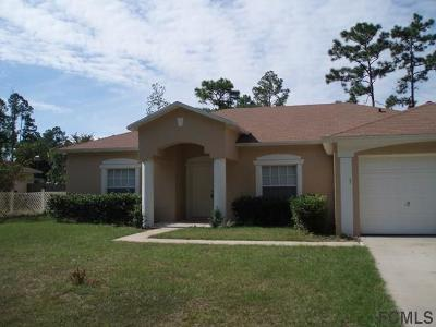 Palm Coast Single Family Home For Sale: 20 Rippling Brook Drive
