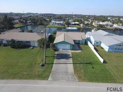 Flagler Beach Single Family Home For Sale: 119 Flagler Ave N
