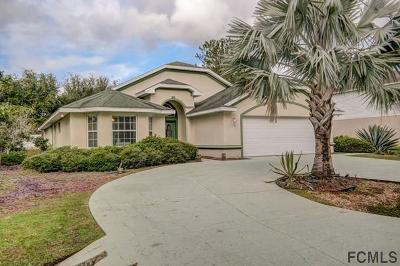 Palm Coast Single Family Home For Sale: 14 Roxland Lane