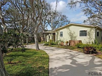 St Augustine Single Family Home For Sale: 224 Puebla Road