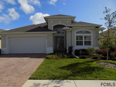 Palm Coast Single Family Home For Sale: 142 Park Place Circle