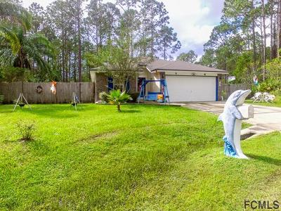 Seminole Woods Single Family Home For Sale: 19 Union Run Ct