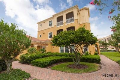 Palm Coast Condo/Townhouse For Sale: 175 Avenue De La Mer #303