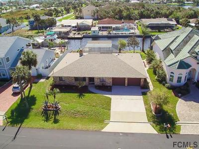 Flagler Beach Single Family Home For Sale: 315 11th St N